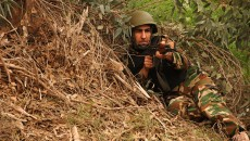 A Kurdish Peshmerga soldier. U.S. Army photo by Pvt. 1st Class Ali Hargis