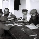 Talmud learning