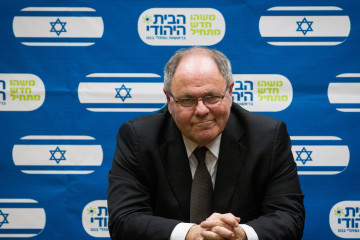 Former YESHA Council Chairman Dani Dayan, Dec. 2014. Credit: Miriam Alster/FLASH90.